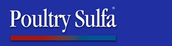 Poultry Sulfa - The Only FDA-Approved Triple-Sulfa Soluble Powder Combination