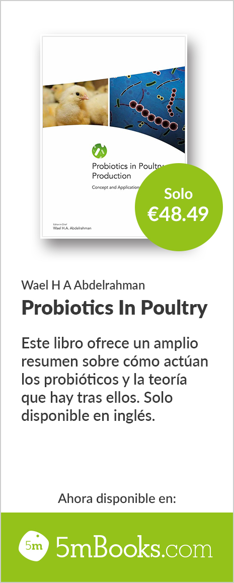 Probiotics In Poultry - 5m Books