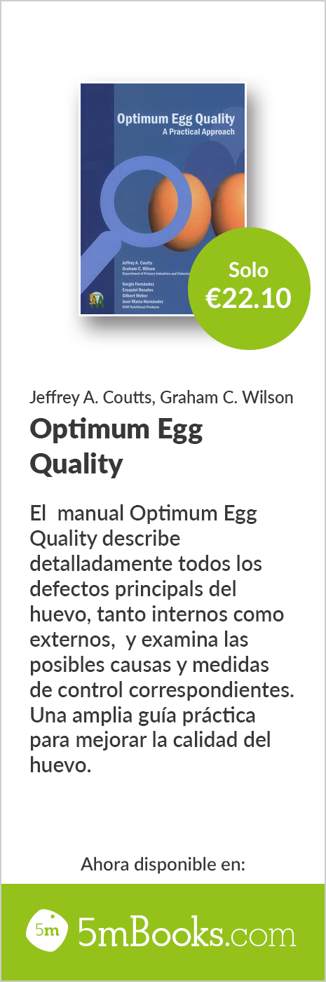 Optimum Egg Quality - 5m Books